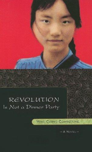 Revolution Is Not a Dinner Party (Thorndike Press Large Print Literacy Bridge Series) PDF