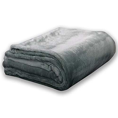 Jacany Luxury Super Soft Flannel Cozy Napping Lightweight All Season Throw Blanket...