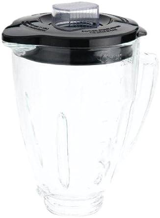 Amazon.com: Oster BLSTAJ-CB licuadora con jarra de vidrio, 6 ...
