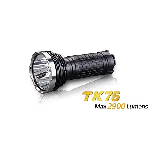 Bazaar Fenix TK75 Cree XM-L2 U2 2900 Lumen LED Taschenlampen 4x18650