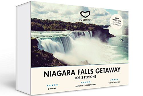 Trip to Niagara Falls Experience Gift Card NYC - GO for sale  Delivered anywhere in USA