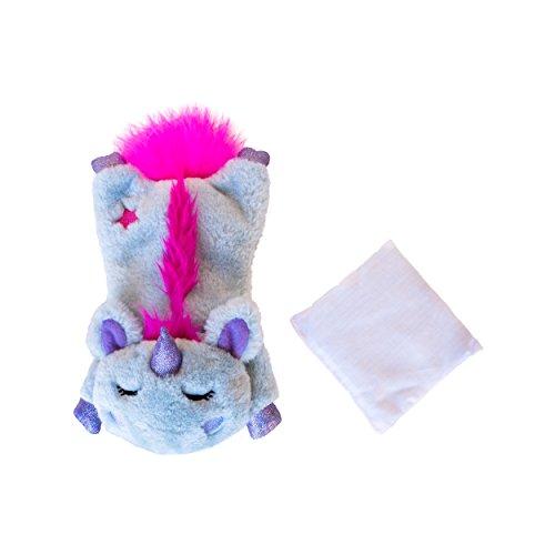- Petstages Unicorn Cuddle Pal Cat Calming Toy