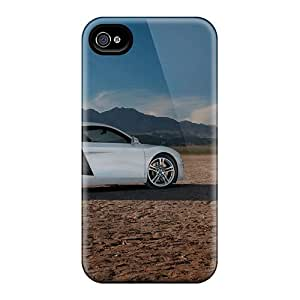 Tpu Ccj2127TcKk Case Cover Protector For Iphone 4/4s - Attractive Case