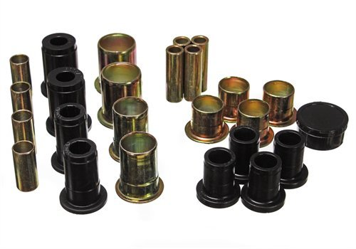 Camaro Bushings - Energy Suspension 3-3102G Black Front Control Arm Bushing Set, 1970-72 Camaro