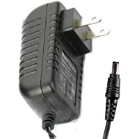 KHOI1971 +10-Ft 12-Volt EXTRA LONG cable WALL AC power adapter for YAMAHA EZ 200 EZ 205I EZ 150 EZ200 EZ205i EZ150 PSR E423 PSR 230 PSR E303 PSRE423 PSR230 PSRE303 keyboard