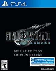 Final Fantasy VII Remake - Deluxe Edition - PlayStation 4