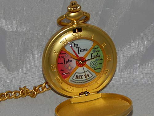 - The Polar Express Conductor's Pocket Watch Working Movie Replica