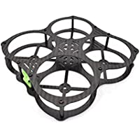 RealAcc MM130-O 130mm Owl FPV Racing Drone Frame Carbon Fiber for 3 Propellers