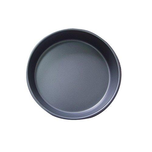 Gabkey Non Deep Stick 12 inch Dish Stainless Steel Pizza Pan Tray Bakeware Kitchen