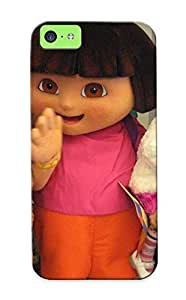 Appearance Snap-on Case Designed For Iphone 5c- Dora The Explorer 18 (best Gifts For Lovers)
