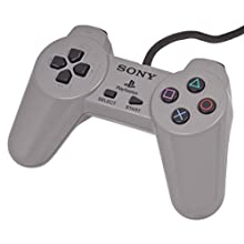 Sony Playstation Controller - Gray (Non-Dualshock)