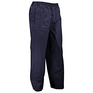 Portwest Mens Classic Rain Trouser (S441) / Pants (S) (Black)