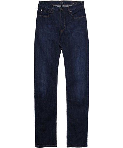 ARMANI JEANS Men's Slim Fit Straight Leg Comfort Stretch Jeans, Denim, (Armani Straight Leg Jeans)
