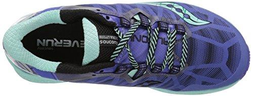 Koa 5 aqua Mujer Saucony Tr Trail 40 running Zapatillas Violet Eu Para De OPwCdqP