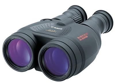 Canon 18x50 Image Stabilization All-Weather Binoculars w/Case