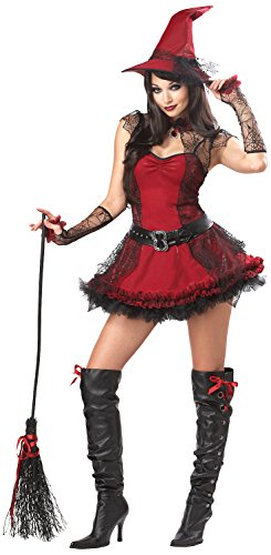 California Costumes Women's Eye Candy - Mischievous Witch Adult