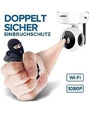 IP Kamera Indoor,1080P FREDI IP HD Camera,Haustier Kamera,Baby Camera Monitor,Cloud Speicherung,mit Bewegungserkennung Nachtsicht