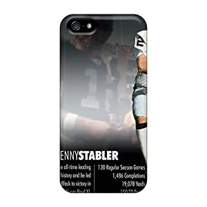 LhF2414tAjg Heiren cases Oakland Raiders Feeling Iphone 5/5s On Your Style Birthday Gift Cover Case