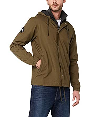 The North Face Men's MACLURE Utility Jacket, Beech Green, R0S