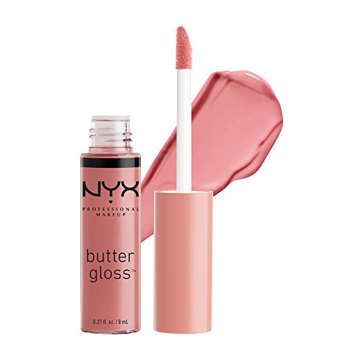 NYX PROFESSIONAL MAKEUP Butter Gloss, Tiramisu, 0.27 Ounce