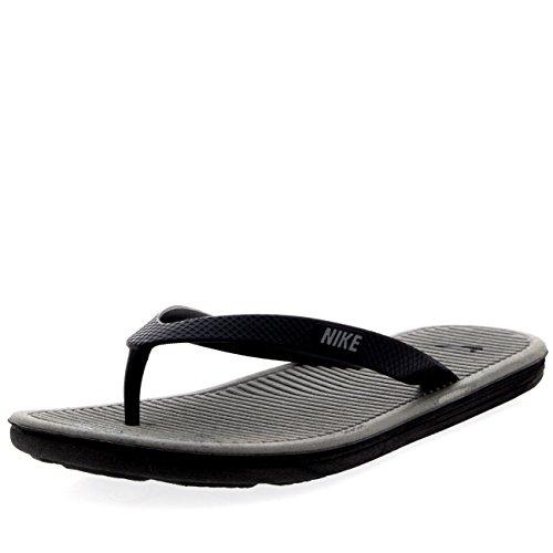 Thong Black Grey Cool Grau 46 Solarsoft Grey Cool 2 Schwarz EU Herren 090 Nike Turnschuhe EwgSHHq