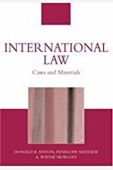 International Law: Cases and Materials Paperback