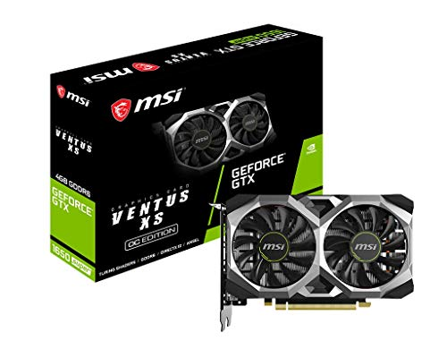 GeForce GTX 1650 Super Ventus XS OC Performance Grafikkarte