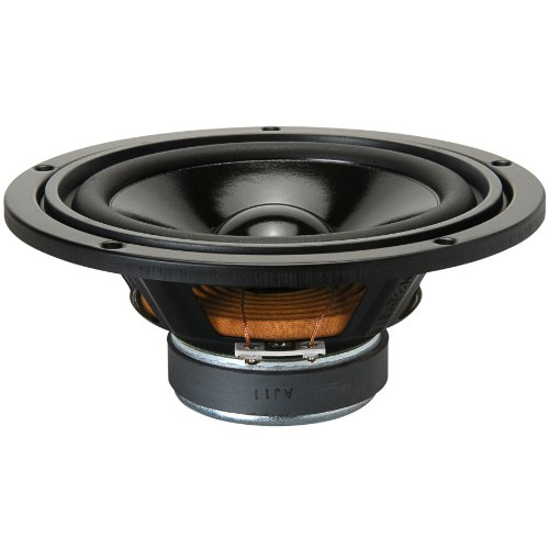 """Visaton W170S-8 6.5"""" Woofer with Treated Paper Cone 8 Ohm"""