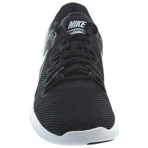Nero Nike 5 Running grigio Bianco Lunar 7 Apparent Scarpa Da Freddo qXvEwpZ