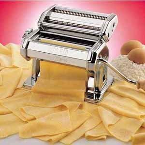 (Imperia Pasta Machine, 6
