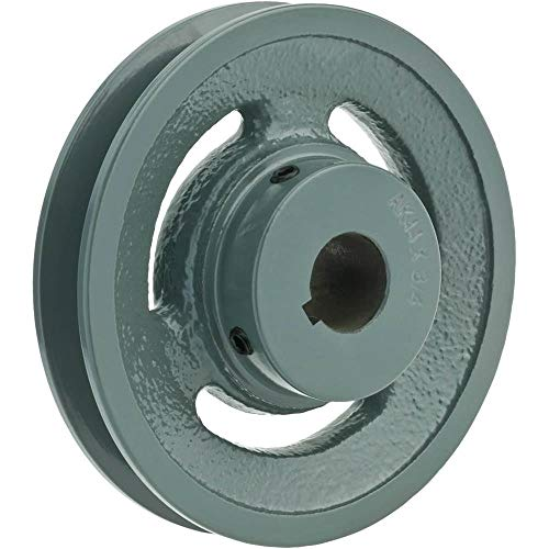 Grizzly G5430 - Single V-Groove Pulley - 4