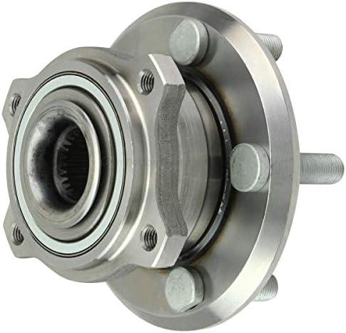 ABS Wheel Speed Sensor-DOHC 24 Valves Rear Left NAPA//ALTROM IMPORTS-ATM A972411