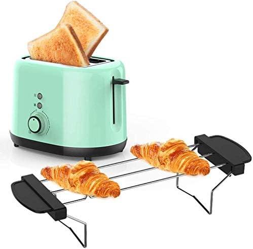 Grille-pain 2 tranches supplémentaires Fentes larges entièrement automatique grille-pain 7 modes de contrôle brunissement machines à pain de commodité Defrost Réchauffer
