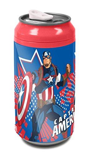 Captain America Fleece Hat - 354ml Marvel Captain America Drinks