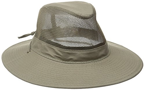ebef8d765fd Dorfman Pacific Co. Men s DPC Outdoors Solarweave Treated Cotton Hat