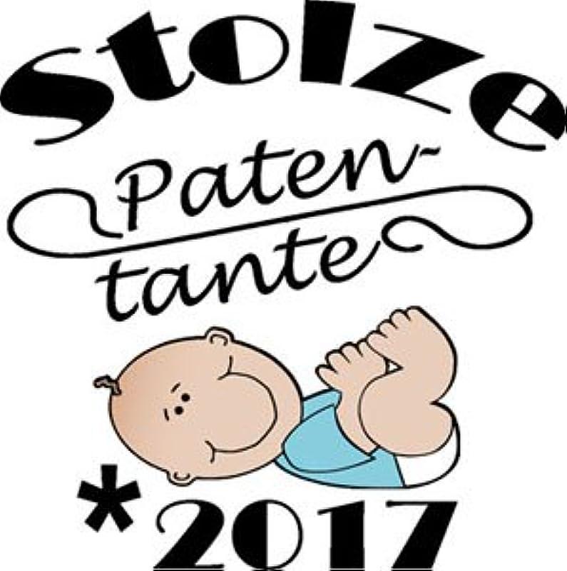 Mister Merchandise męski sweter z kapturem Patentante – 2017 sweter sweter z nadrukowanym: Odzież