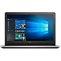 Dell Inspiron 15 i5555-2866SLV 15.6-inch Touchscreen Laptop PC, AMD A10-8700P 1.80 GHz, 8GB DDR3L RAM, 1TB HDD, DVD±RW, Radeon R6 Graphics, Windows 10