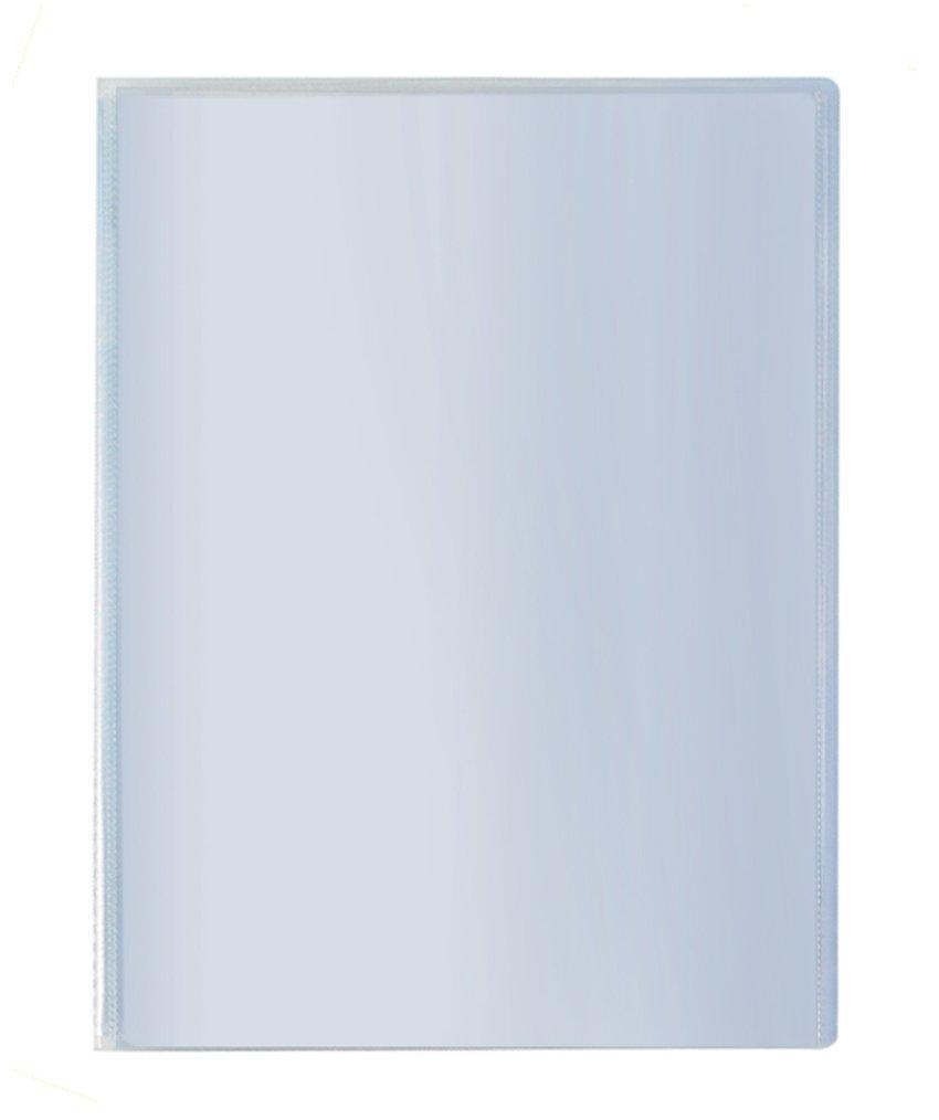 Favorit 100460295 Portalistino con 60 Buste Formato Interno 22x30 cm, Trasparente