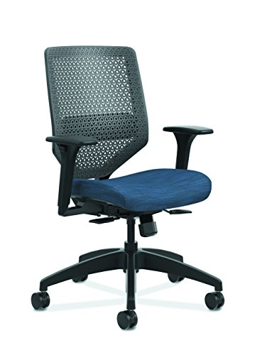 HON HONSVR1ACLC90TK Solve Task Chair, Midnight COMP90