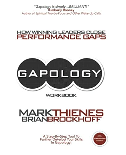 Gapology Workbook