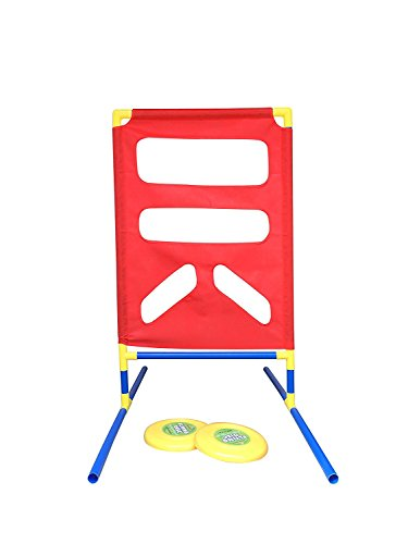 IFUN HIGH Fly disc target game Outdoor Backyard Disc Toss Target Lawn Game (Toss Target)