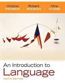 Amazon an introduction to language mindtap course list an introduction to language 9th edition fandeluxe Image collections