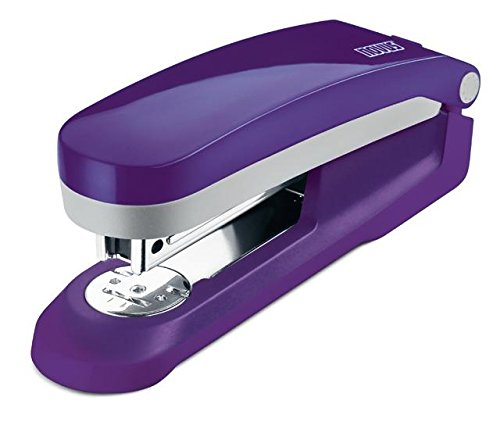 Novus E 25 020-1788 Office Stapler for 25 Sheets 53 mm Purple by OfficeLand