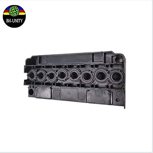 Printer Parts dx5 Yoton Manifold Head Cover for Galaxy wit-Color Solvent Inkjet Printer Part