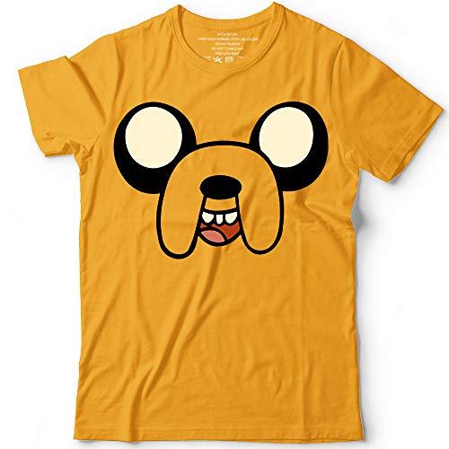 Adventure Time Jake Dog Funny Cartoon Halloween Costume Customized Handmade T-Shirt Hoodie/Long Sleeve/Tank Top/Sweatshirt for $<!--$17.95-->