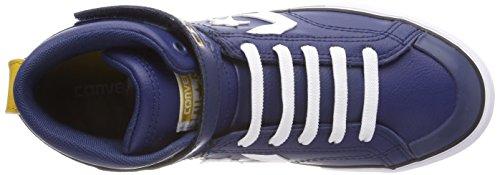Yellow Strap Blau Converse Navy Hi Para Altas Pro Niños white Blaze white navy Zapatillas mineral Unisex wwPxqZEFUf