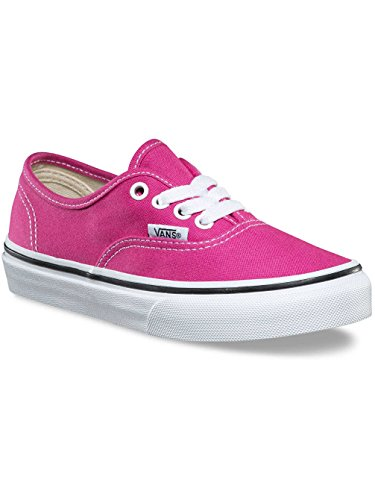 Vans Mädchen Authentic Sneaker Low-Tops very berry/true white