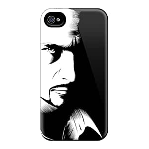 Awesome AJb37888lOVp Luoxunmobile333 Defender Hard Cases Covers For Iphone 6plus- Black And White