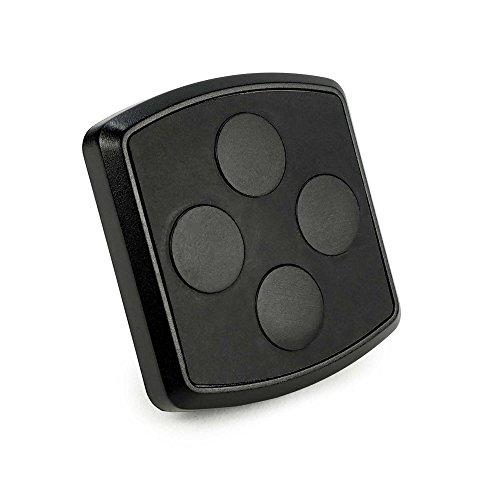 Alston Craig Slim Lederschalen-Case & Magnetic Auto Vent Halterung für iPhone 6 / 6S - Braun