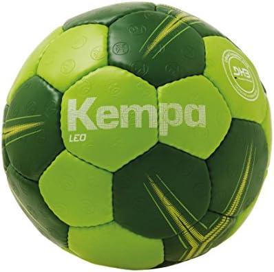 Kempa Leo Balón de Juego, Unisex Adulto, Verde (Esperanza/dra), 3 ...